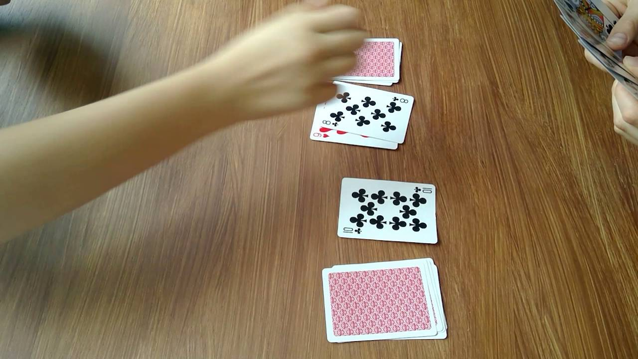 how to play speed card game easy
