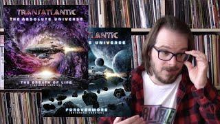 The Absolute Universe by Transatlantic - ALBUM REVIEW