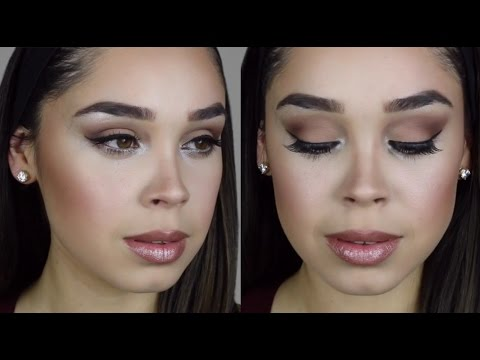 Neutral Jane Iredale Makeup Tutorial | Jennifer Gomez