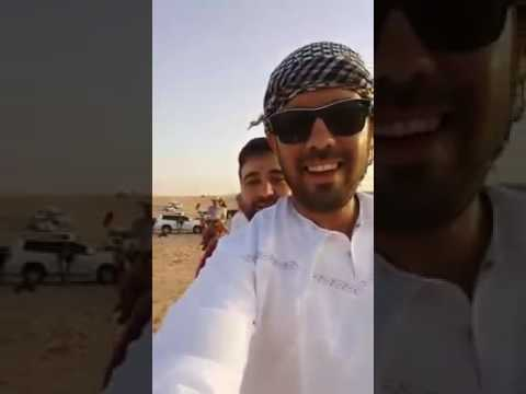 Bedevi çölünde deve :)