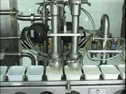 Süzme Peynir Üretim hattı.