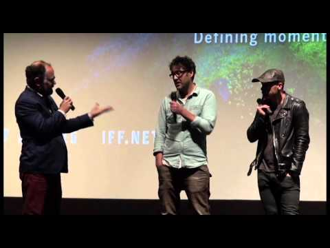 THE DEVIL'S CANDY World Premiere Q&A With Sean Byrne & Ethan Embry Moderated By Colin Geddes