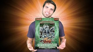 YuGiOh PATRON POWER! Duelist Genesis Special Edition Box Opening! OH BABY!!