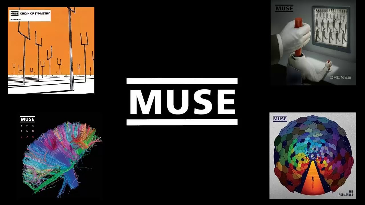 muse discography download free
