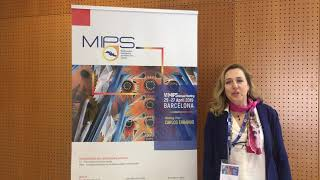 Fulya Dökmeci - MIPS Chair Education Committee @ MIPS ANNUAL CONGRESS 2019 | Barcelona - English