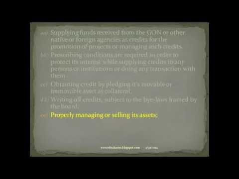 BAFIA2063 (Bank & Financial Institution Act 2063)