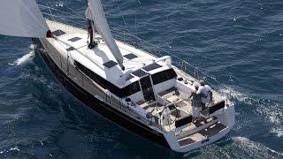 Парусная яхта Beneteau Sense 43(Серия яхт Sense это не просто очередное обновление модельного ряда Beneteau, но, безусловно, настоящий шаг вперед..., 2013-01-14T15:11:15.000Z)
