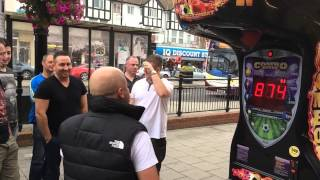 Download Punch Bag Challenge - Nottingham Lads Mp3 and Videos