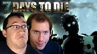 CAN WE SURVIVE? | 7 Days to Die #5