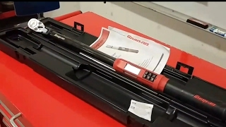 Snap-On Tools Techangle Torque Wrench