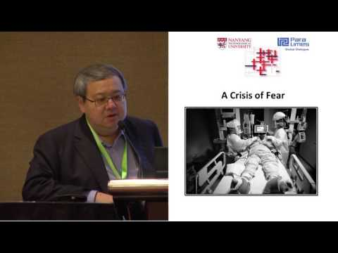 Conference: Disrupted balance – Society at risk - Peter Ho