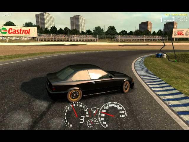 Lfs e36 turbo Drifting