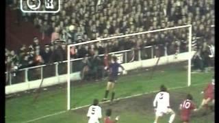 06/11/1973  Liverpool v Red Star Belgrade