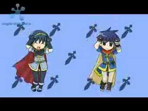 Ike and Marth Caramell...