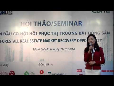 """Hội thảo """"Đón đầu cơ hội hồi phục thị trường bất động sản"""" p.3"""