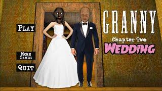 Granny and Grandpa's Wedding!