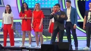 В Самаре прошла игра второй 1/8 финала межрегиональной лиги КВН