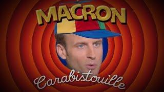 Macron - CARABISTOUILLE (REMIX)