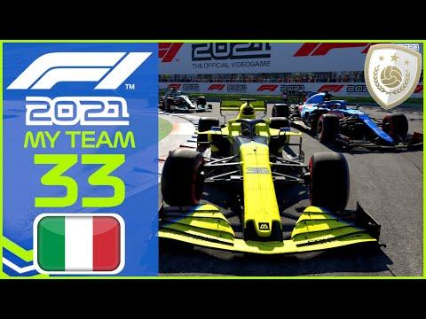F1 2021 MyTeam KARRIERE #33: Es wird legendär!