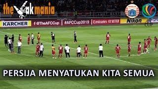 Download lagu Mau Nangis Anthem Persija Menyatukan Kita Semua Usai Ceres Negros Vs Persija AFC Cup 2019 MP3