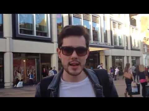 Kingston University Drama student Ben gives you a Kingston upon Thames town tour (part two)