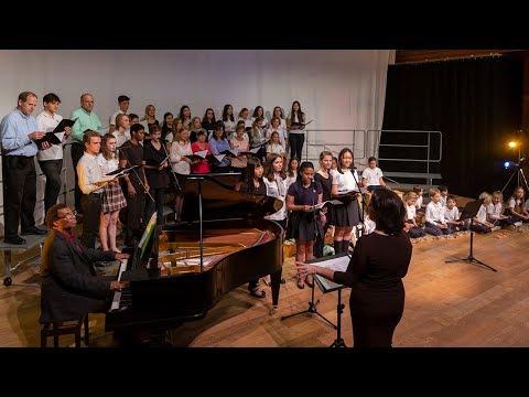 TASIS Spring Arts Festival 2018 (All-School Choral Concert)