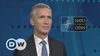 NATO chief Stoltenberg: 'We don't want a new Cold War' with Russia   DW English