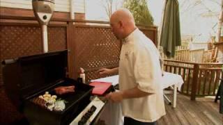 Prime Rib Steak on BBQ w/ Chef Mike