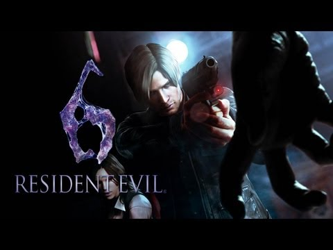 Resident Evil 6 | Action Horror Video Game Review