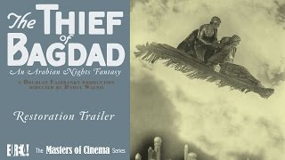 THE THIEF OF BAGDAD Trailer (Masters of Cinema)