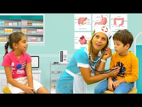 Doctor Song  Official Video by KLS | English  Kids Songs