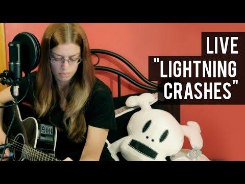 """Live - """"Lightning Crashes"""" Cover"""