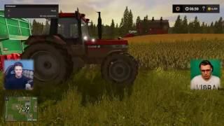 Weź mnie tą belkę :D - Farming Simulator 2017 #5 - SEZON 1