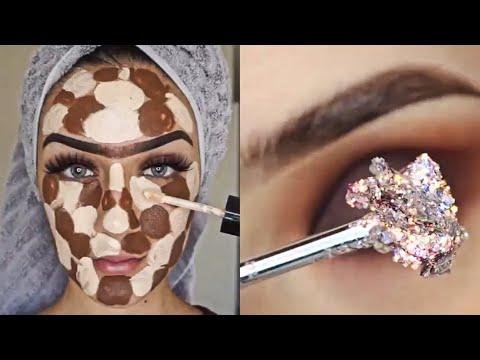 Top Viral Makeup Videos On Instagram| BEST MAKEUP TUTORIALS 2019