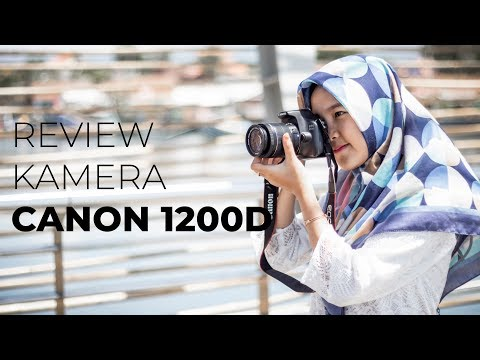 TUTORIAL MEREKAM VIDEO KAMERA CANON 1200D.