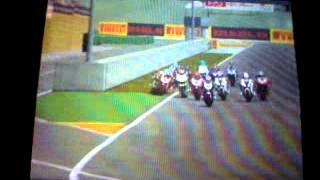 Big Crash SBK 09 ps2 (14 riders dnf)