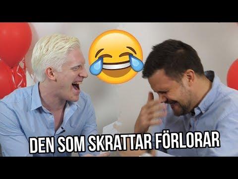 DEN SOM SKRATTAR FÖRLORAR #5- Torra skämt och ordvitsar med Niclas & Jonatan
