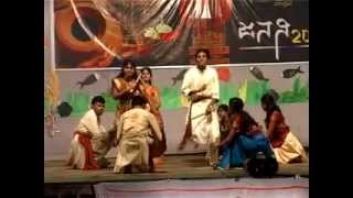 dandiya dance Rec Bhalki MCA 2010 Batch