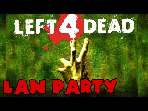 LAN Party - Left 4 Dead 2 NODE