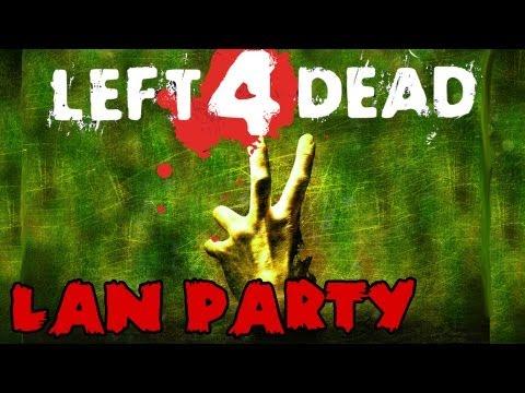 LAN Party - Left 4 Dead 2 NODE