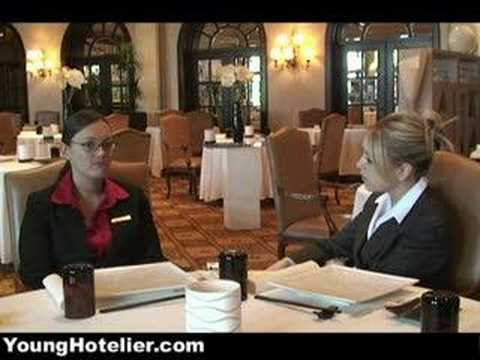 Interview Hotel Public Relations Manager Annie Buckley Part1