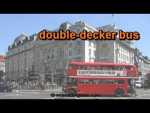 Visiting UK - London Transport