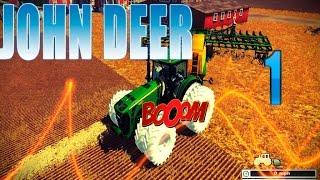Обзор мода Farming Simulator Joohn Deer