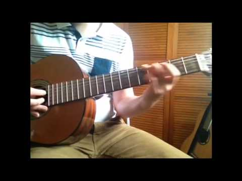 The Rolling Stones - Shine A Light (Acoustic Fingerstyle Cover)