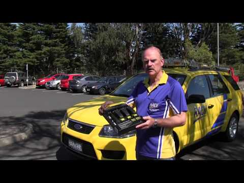 How to safely secure items to your roof racks