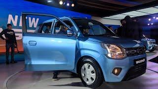 Maruti Wagon R 2019 Walk around Review | Hindi | MotorOctane