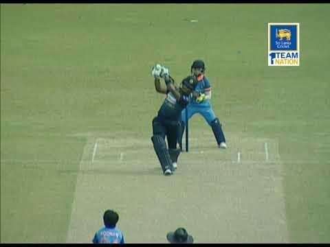 Chamari Atapattu's 115 vs India Womens at Katunayake, 3rd ODI