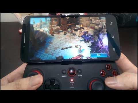 Alcatel Flash Plus Gametest Dungeon Hunter 5 - Pinoytube Gametrip