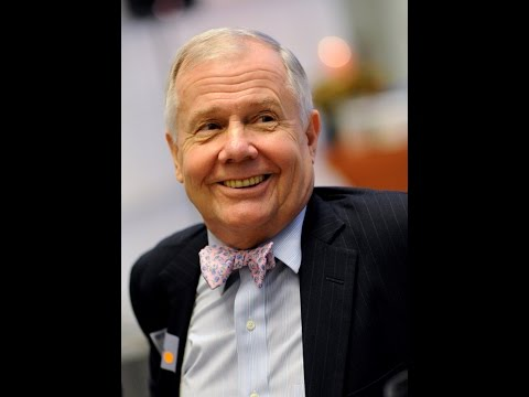 Legendary International Investor and Author Jim Rogers Speaks Out
