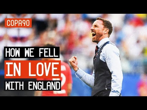 How England Fell in Love Again With Gareth Southgate\'s England